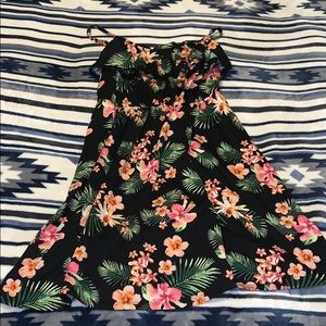arizona medium floral dress